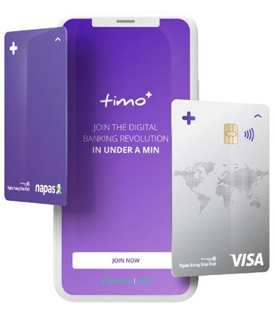 Timo bắt tay Viet Capital Bank ra mắt ứng dụng ngân hàng số mới