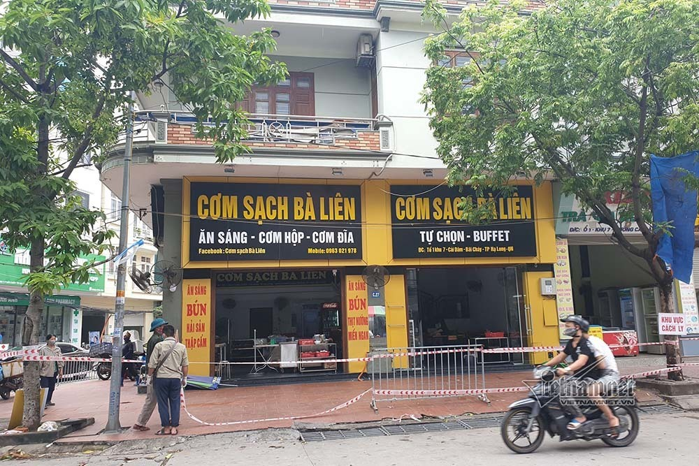 Bắc Giang phong tỏa 3 thôn vì 2 người nghi nhiễm Covid-19