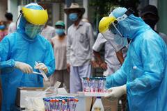 Công bố 3 ca mắc Covid-19 ở Thanh Hóa, Quảng Trị