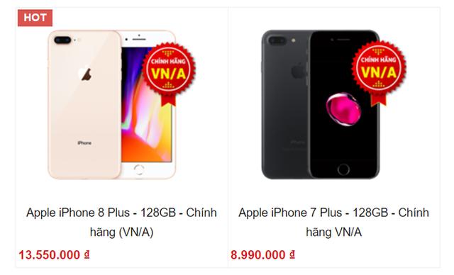 iPhone giảm giá tới 5 triệu, phiên bản 'quốc dân' về mức bình dân nhất tháng 8