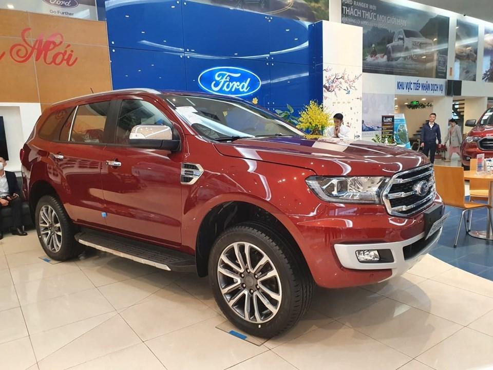 Thêm hàng loạt mẫu xe  giảm giá tới trăm triệu đầu tháng 8