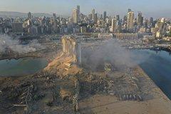 Hàng trăm nghìn người mất nhà cửa sau vụ nổ rung chuyển Beirut