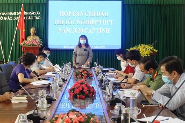 Hơn 5.000 học sinh Đăk Lăk phải thi tốt nghiệp đợt 2