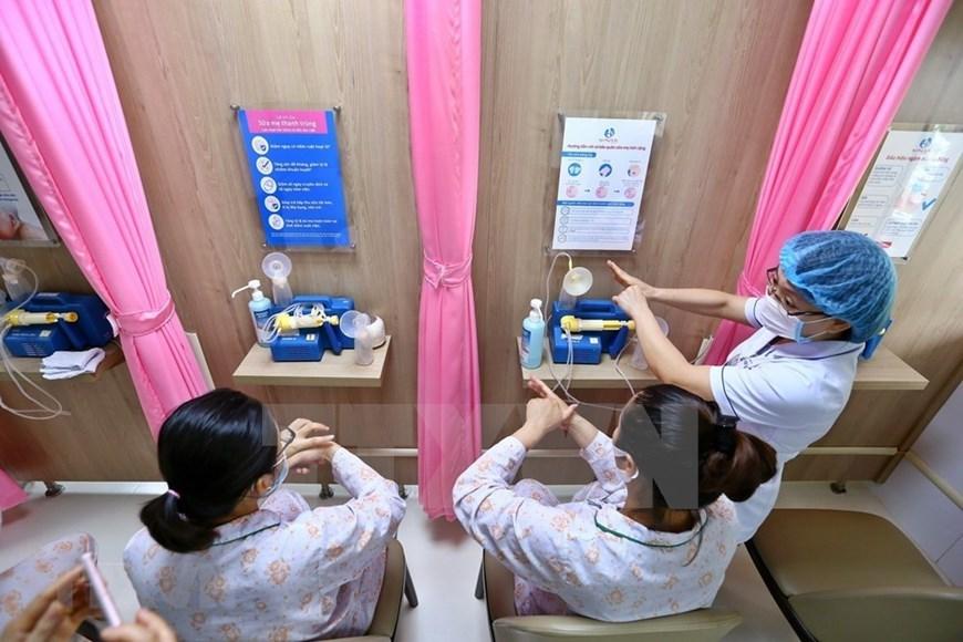 First human milk bank in northern Vietnam open