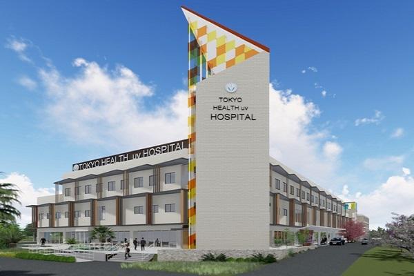 Sắp có bệnh viện 'chuẩn Nhật' trong khu đô thị Ecopark