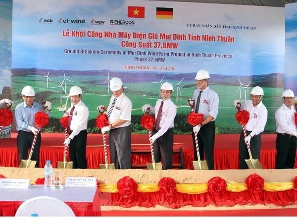 Ninh Thuan,wind power