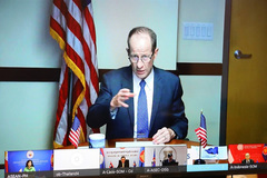 ASEAN, US to strengthen capacity in response to new waves of COVID-19