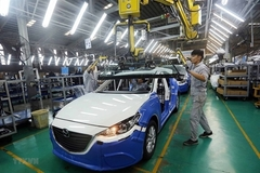 Policies encourage automakers to assemble cars in Vietnam