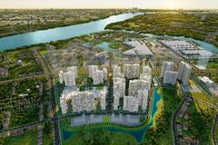 Vinhomes gây ấn tượng với The Origami: 2.400 căn hộ được đặt mua trong 3 ngày
