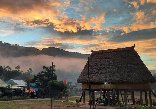 A Da Lat in the central region
