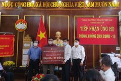 Doji và TP Bank ủng hộ Quảng Nam 4.600 bộ kit xét nghiệm Covid-19
