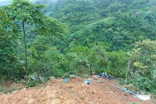 Landslide in Lao Cai leaves two dead