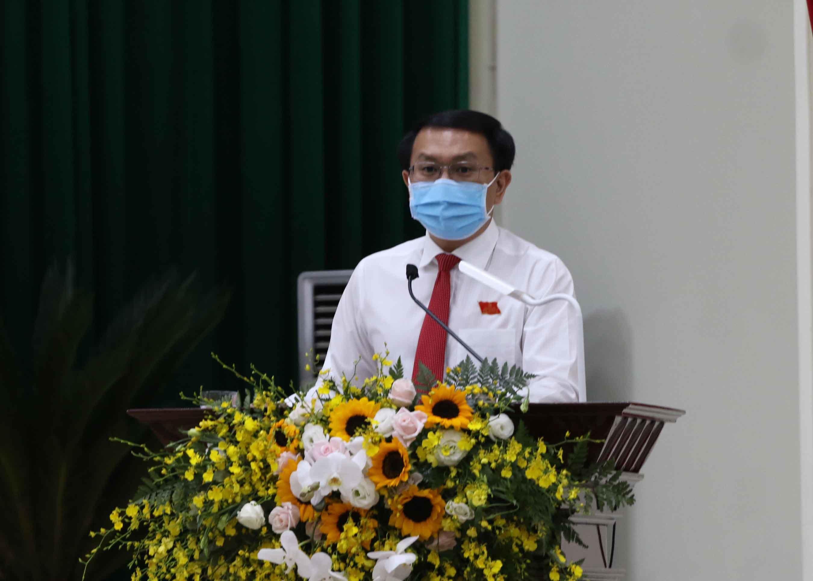 Ông Lâm Đình Thắng tái đắc cử Bí thư Quận ủy quận 9