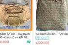 Lạ đời combo dụng cụ ăn xin được rao bán với giá cao không tưởng