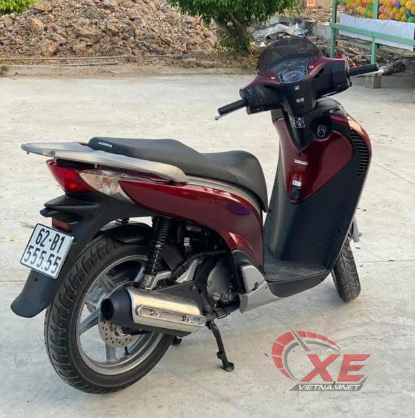Honda SH 150i 8 năm tuổi biển ngũ quý 5 giá 600 triệu