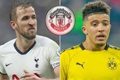 MU mua Harry Kane hơn Sancho, Juventus bỏ Pogba vì Zidane