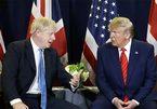 """Ông Trump dọa ngưng hợp tác nếu Anh không """"cấm cửa"""" Huawei"""