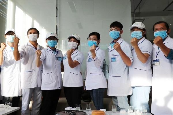 Bác sĩ Hải Phòng, Bình Định: 'Bao giờ Đà Nẵng hết dịch chúng tôi mới về'