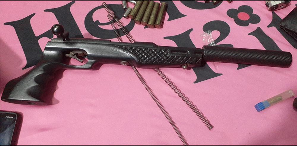 Giám đốc công an trực tiếp chỉ đạo phá chuyên án ma tuý, thu bảy khẩu súng