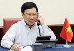 Ngoại trưởng Mỹ: Coi trọng và cam kết duy trì quan hệ ổn định với Việt Nam