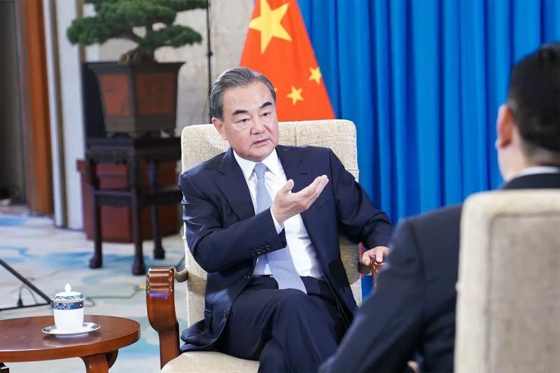 Trung Quốc tuyên bố 'không định thế ngôi siêu cường Mỹ'