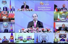 ASEAN contributes to peace, stability of world and region