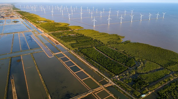 Vietnam raises contributions to global effort to respond to climate change