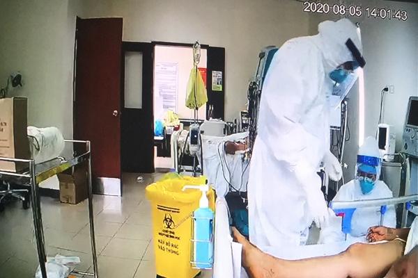 Điều thiết bị từ Hà Nội vào Huế cứu bệnh nhân Covid-19 nguy kịch