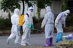 Nam chuyên gia quốc tịch Nigeria là bệnh nhân 1537 mắc Covid-19