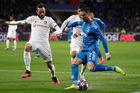 Trực tiếp Juventus vs Lyon: Ronaldo đấu Depay
