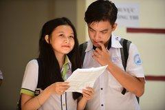 Đáp án tham khảo môn Toán thi tốt nghiệp THPT 2020, mã đề số 108
