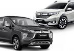 Mitsubishi Xpander và Honda BR-V so găng tại Malaysia