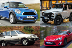 Nguồn gốc động cơ gây bất ngờ của những ô tô nổi tiếng