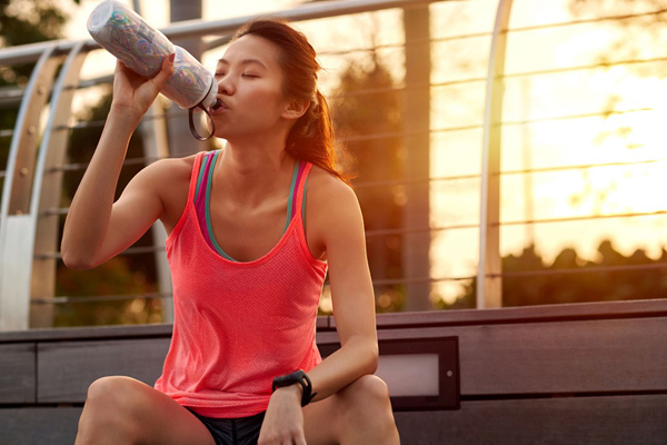 Nước tăng lực - dùng sao cho hiệu quả?