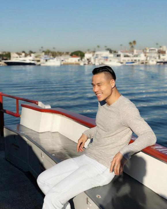 Tiến Đoàn: Nam vương bỏ showbiz sang Mỹ làm HLV thể hình