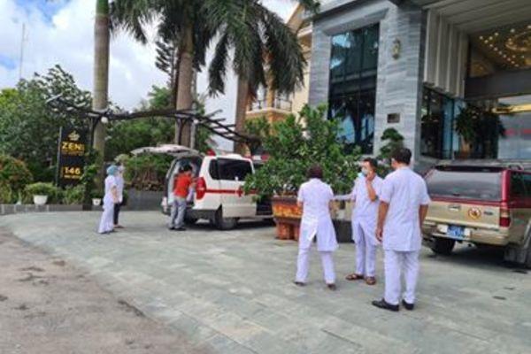 Hải Phòng phong tỏa 3 cơ sở, xét nghiệm hơn trăm người liên quan đến bệnh nhân 751