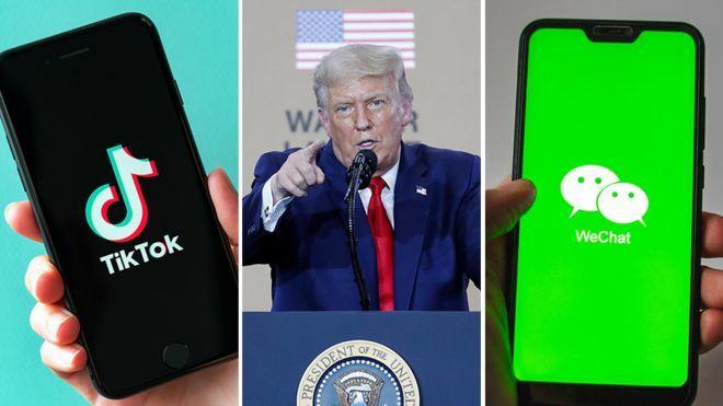 TikTok threatens legal action against Trump US ban