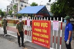 Ca bệnh Covid-19 bán bánh chưng trước công ty và nhiều chợ ở Quảng Nam