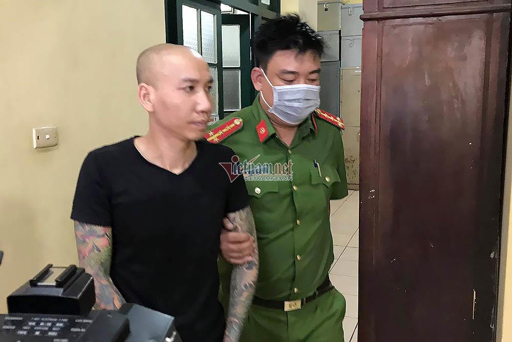 Lời thừa nhận của vợ chồng 'giang hồ mạng' Phú Lê tại cơ quan công an
