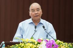 Thủ tướng: Hà Nội phải có tầm cạnh tranh với các thủ đô trên thế giới