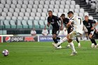 Juventus 2-1 Lyon: Siêu phẩm của Ronaldo (H2)