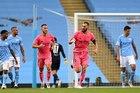 Man City 1-1 Real Madrid: Courtois cứu thua (H2)