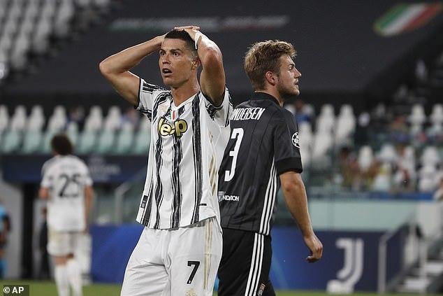 Juventus,Lyon,Ronaldo