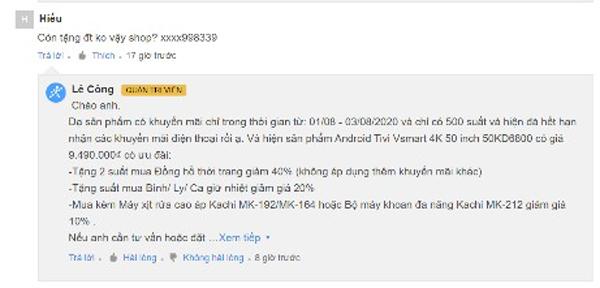 500 TV thông minh Vsmart được đặt mua chỉ trong 3 ngày