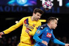 Xem trực tiếp trận Barca vs Napoli ở đâu?
