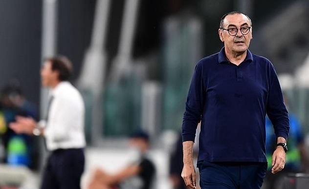 Juventus chính thức sa thải HLV Sarri