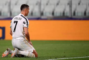 Juventus bị loại: Cơn ác mộng của Ronaldo