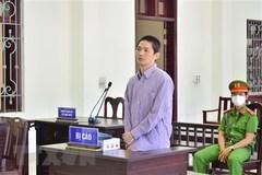 Singaporean drug trafficker gets death sentence