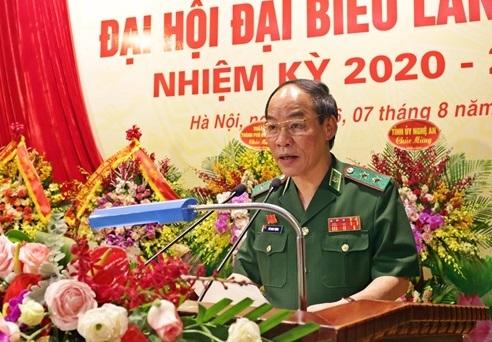 Trung tướng Đỗ Danh Vượng làm Bí thư Đảng ủy Bộ đội Biên phòng