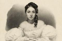 Số phận bi ai của 'trà hoa nữ' Paris, được đại văn hào yêu say đắm